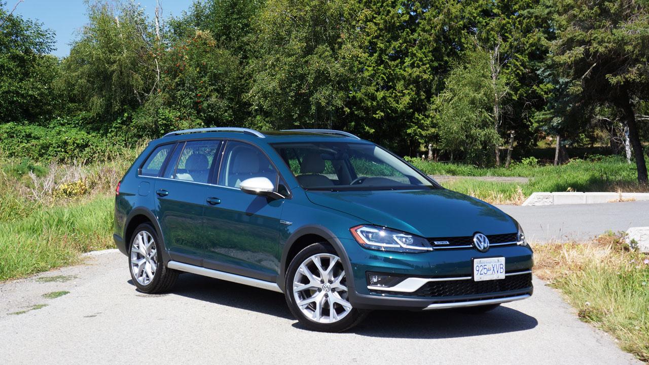 2019 Volkswagen Golf Alltrack Execline | The Car Magazine