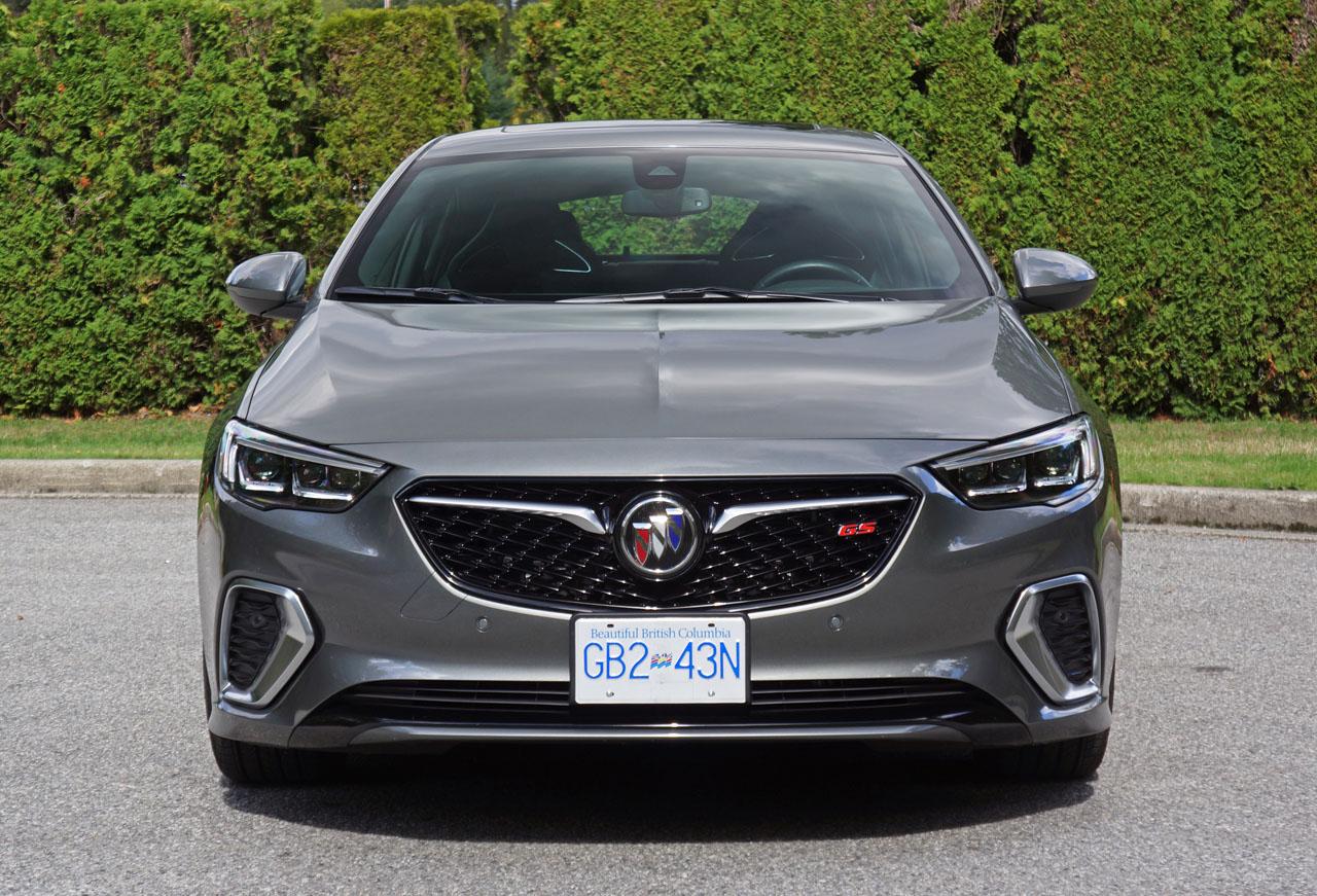 2019 Buick Regal GS Road Test | The Car Magazine