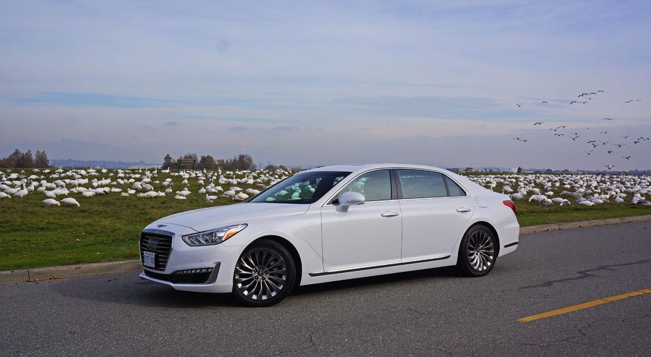 2019 Genesis G90 3.3T Road Test | The Car Magazine