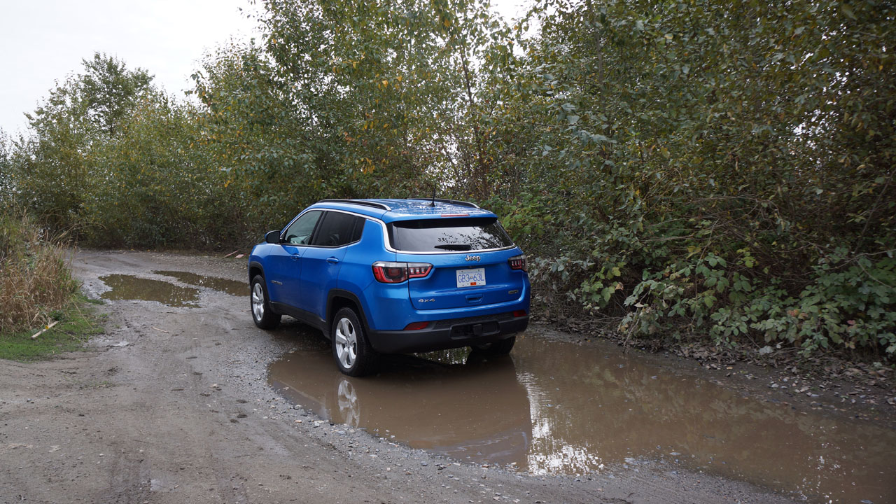 2020 Jeep Compass North Road Test | The Car Magazine