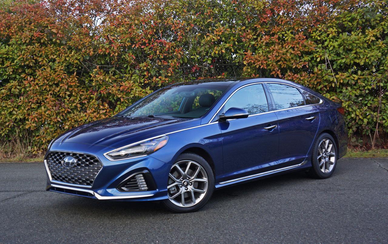 2019 Hyundai Sonata Ultimate Road Test | The Car Magazine