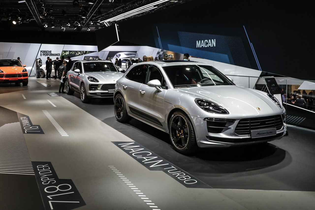 440hp 20 Porsche Macan Turbo Fastest Yet The Car Magazine
