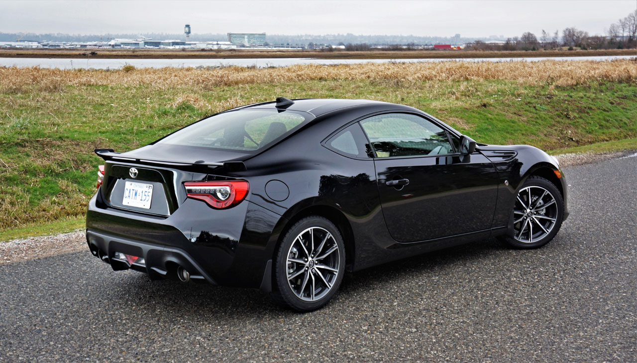 2019 Toyota 86 Gt Road Test The Car Magazine