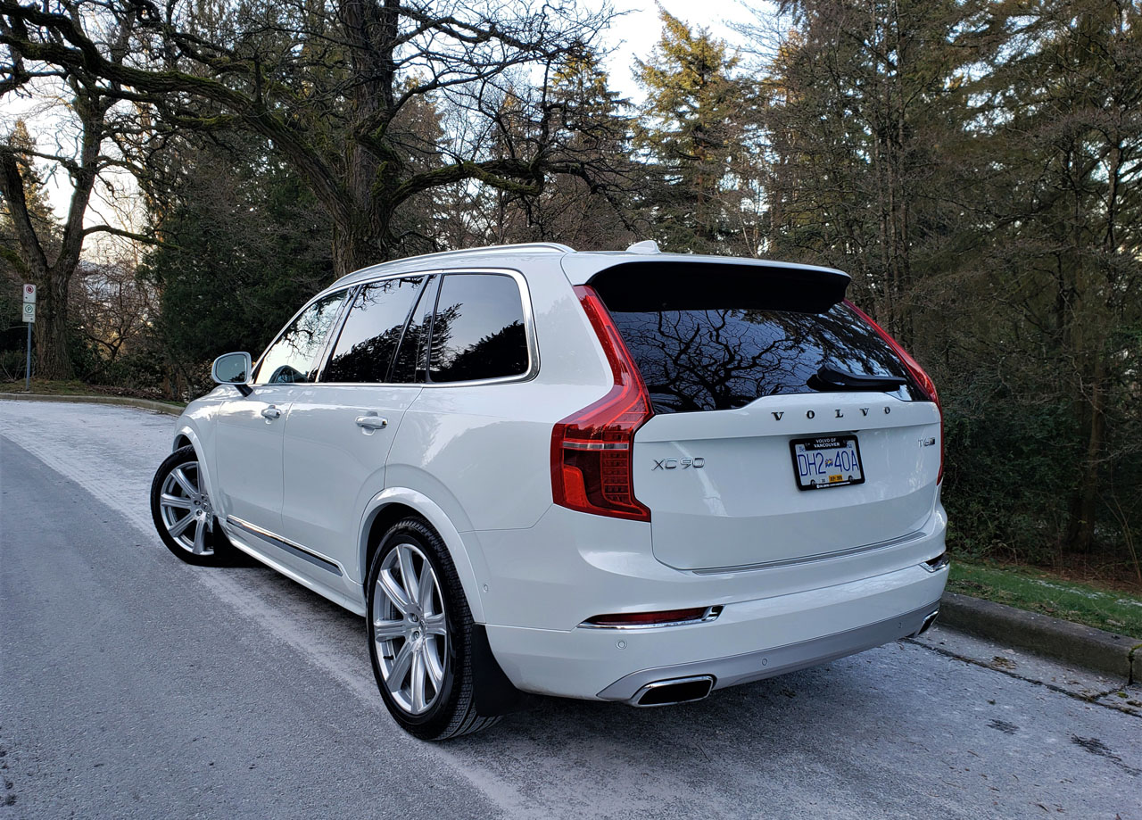 2019 Volvo XC90 T6 AWD Inscription Review | The Car Magazine