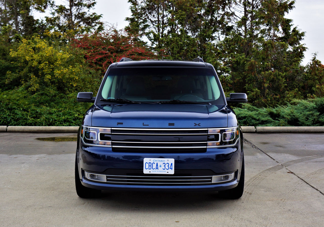 2019 Ford Flex Limited EcoBoost V6 Review | The Car Magazine