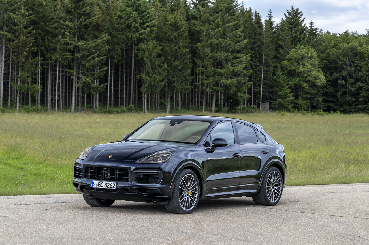 2021 Porsche Cayenne Gts Gets V8 Power The Car Magazine