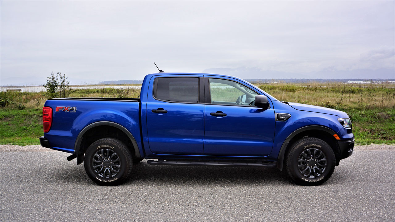 2020 ford ranger xlt supercrew 4x4 review | the car magazine